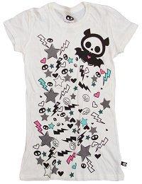 半額! スケルアニマルズ ジュニアT/skelanimals Diego Sketch Junior T-shirts/ AQ-126M