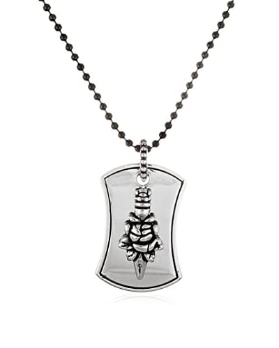 1913 Stainless Steel Dog Tag Necklace