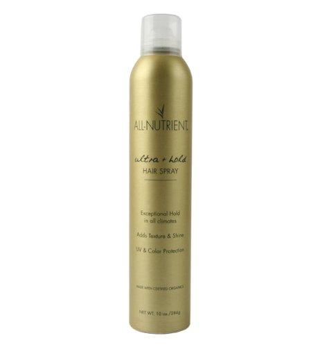 All Nutrient Ultra Hold Hairspray 10 oz (All Nutrient Hair Spray compare prices)