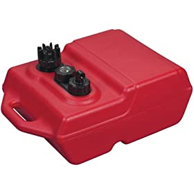 Moeller Boating Topside Fuel Tank (6-Gallon)