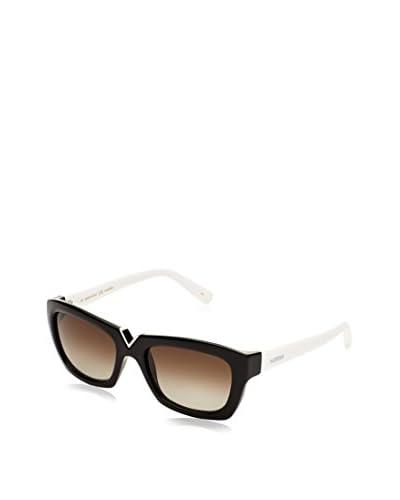 Valentino Sonnenbrille V665S (54 mm) schwarz/weiß