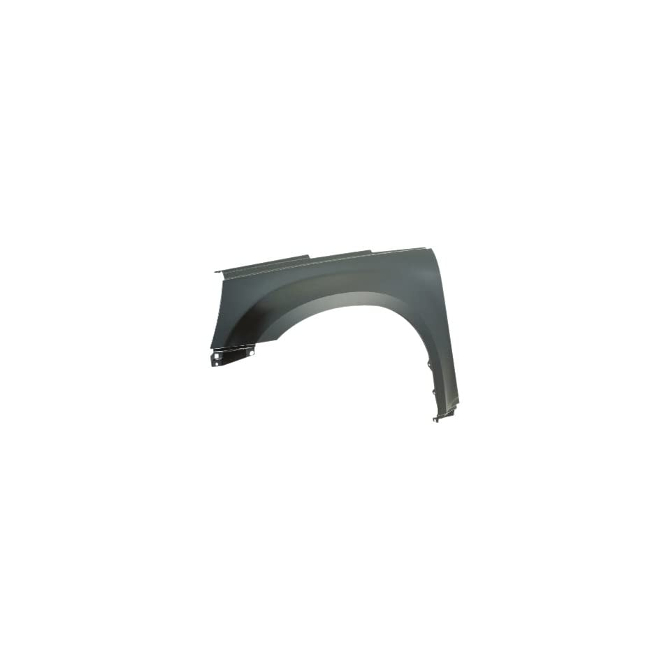 OE Replacement Chevrolet Equinox Front Driver Side Fender Assembly (Partslink Number GM1240319)