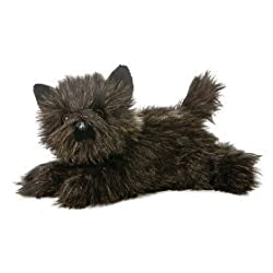 TOTO CAIRN TERRIER PLUSH TOY 12""