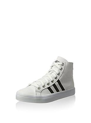 adidas Zapatillas abotinadas Courtvantage Mid (Blanco)