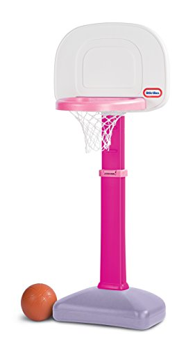 Little Tikes TotSports Easy Score Basketball Set, Pink (Little Kid Outdoor Toys compare prices)