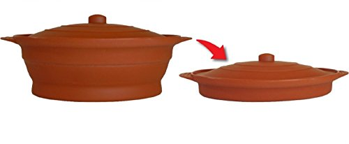 buenas-ideas-multi-uso-plegable-de-silicona-olla-en-terracota-12-l-1223-diseno-plegable-para-horno-m