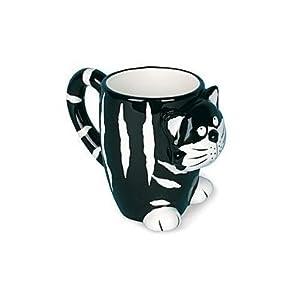 Taza de café en forma de Gato - Chester The Cat/Kitty Coffee Mug Great For Cat Collections Precio: $9.25