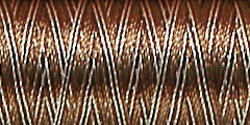 Sulky Rayon Thread 30 Wt Small Spool 180 Yards Varigated Coffee Browns (2133)