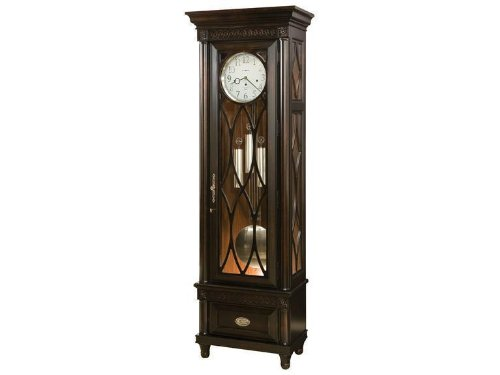 Howard Miller 611-162 Crawford Grandfather Clock by [Kitchen] # 611162