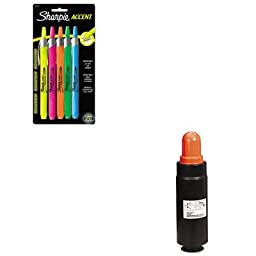 KITKAT36987SAN28175PP - Value Kit - Katun KAT36987 IR 7086 Compatible (KAT36987) and Sharpie Retractable Highlighters (SAN28175PP)
