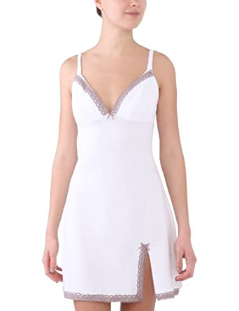 Billet Doux Calin - Nuisette - Femme - Blanc/Taupe - 38/40
