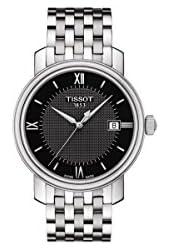 Tissot Bridgeport Men's Watch - Black