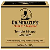 Dr. Miracles Strengthen Temple & Nape Gro Balm 120 ml