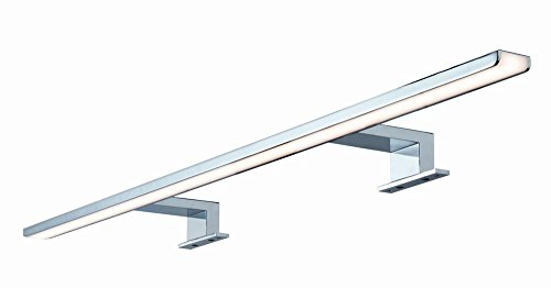 GedoTec-LED-Spiegelleuchte-Anbauleuchte-Leuchte-AALTO-Aluminium-Stahl-chrom-poliert-Lnge-800-mm-Badleuchte-Energieeffizienz-A-warmwei-3000-K-IP44-geprft-13W-230V-Markenqualitt-fr-Ihren-Wohnbereich