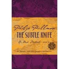 The Subtle Knife, Deluxe (Book 2)(Rough-Cut) [Deckle Edge] 10Th (Tenth) Edition Text Only