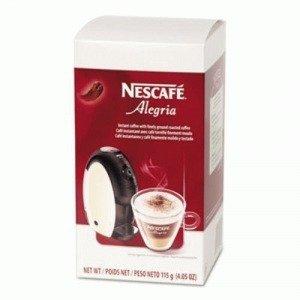 Nescafe Alegria 510 Coffee Ground - Caffeinated - Arabica Robusta Rich Aroma - 1 Box