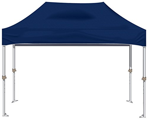 Kd Kanopy Xtf150B Xtf Aluminum Frame Indoor/Outdoor Portable Canopy, 10 By 15-Feet, Royal Blue