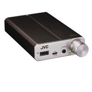 JVC KENWOOD ポータブルヘッドホンアンプ ハイレゾ対応 SU-AX7
