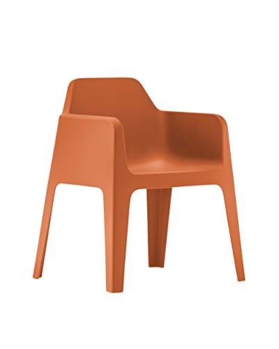 Pedrali Sedia Plus630 Arancione