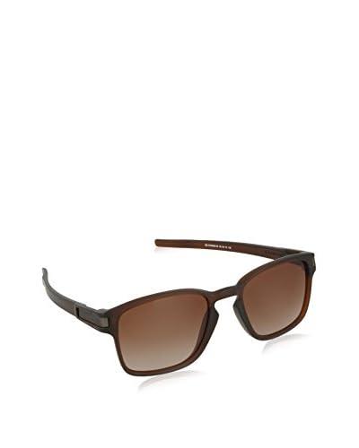 Oakley Gafas de Sol Latch Sq (52 mm) Marrón