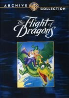 High Quality New Whv Archive Flight Of Dragons Action Adventure Motion Picture Video Director Jules Bass