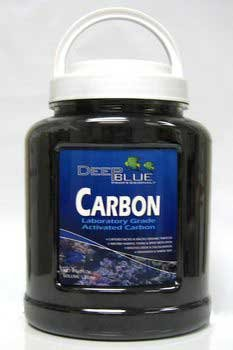 Db Activated Carbon In Jar With Media Bag 15oz (Catalog Category: Aquarium / Filter Media)