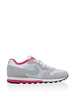 Nike Zapatillas Wmns Md Runner 2 (Gris / Fucsia)
