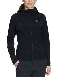 Dainese No-wind Full Zip Women's Thermal Layer - Black, XS