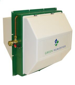 Cheap GH2500 Flow Through Whole House Green Humidifier, 6.78 lbs/hr (B0057GHH1M)