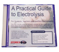 STEREX ELECTROLYSIS TRAINING GUIDE CD