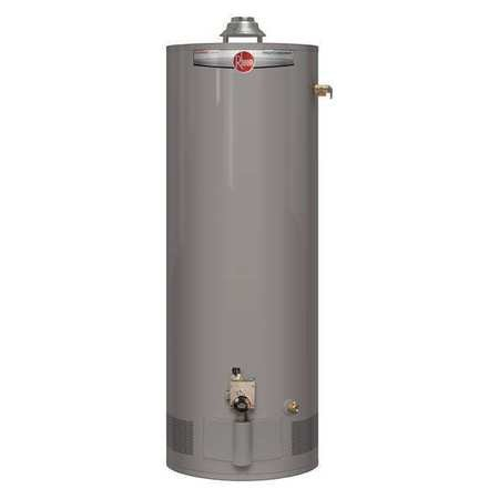 50 gal. Residential Gas Water Heater, NG, 38000 BtuH (Rheem Draft Hood compare prices)