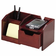 Harmony Wood Wireless Organizer, Mahogany Finish - Buy Harmony Wood Wireless Organizer, Mahogany Finish - Purchase Harmony Wood Wireless Organizer, Mahogany Finish (Rolodex, Office Products, Categories, Office Supplies, Desk Accessories, Wire & Cable Organizers)