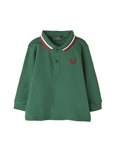 Fred Perry Polo Verde