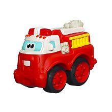 Tonka Chuck & Friends - Boomer The Fire Truck - 1