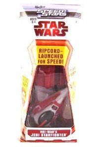 Star Wars Speed Stars Mini Vehicle Obi-Wan's Jedi Starfighter