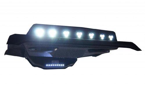 Audioformz Polaris Rzr1000 Stereo Top W/ Lights