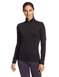 Charles River Apparel Women's Fitness Pullover, Black, XX-Small