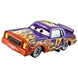 Disney Pixar CARS 2 Movie 1:55 Exclusive Colour Changers Darrell Cartrip