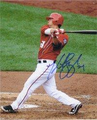 Signed Suzuki, Kurt (Washington Nationals) 8x10 Photo autographed