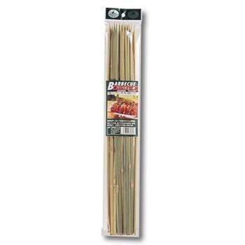 キャプテンスタッグ 竹製バーベキュー串角45cm20本入