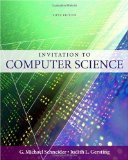 img - for An Invitation to Computer Science, 5th Edition 5th Edition by Schneider, G.Michael, Gersting, Judith [Paperback] book / textbook / text book