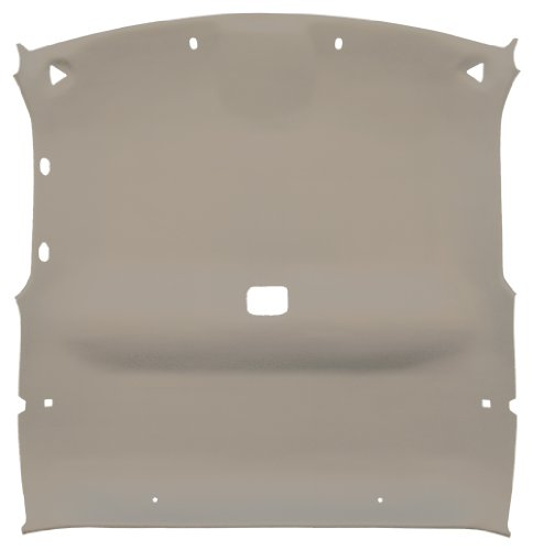 Acme AFH39-FB2126 ABS Plastic Headliner Covered With Sand Gray Foambacked Cloth (1995 Dodge Ram 1500 Headliner compare prices)