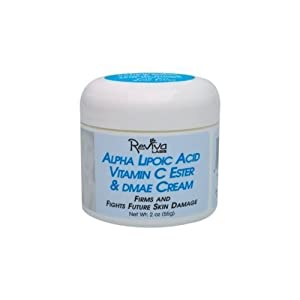 Click to buy DMAE Products: Reviva Labs Topical DMAE ALA and Ester C from Amazon!
