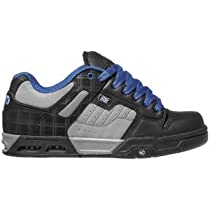 DVS Enduro Heir Leather Shoes - 11.5/Black/Blue