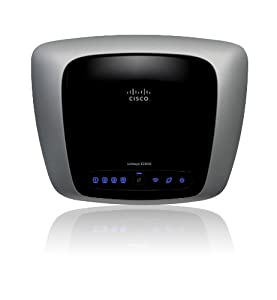 Cisco-Linksys E2000 Advanced Wireless-N Router