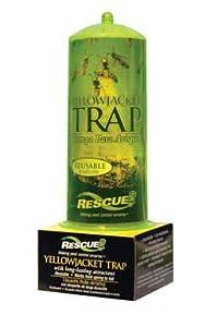 3 each: Rescue Yellow Jacket Control Trap (YJTR-DT12)