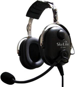 Skylite Sl-900 Aviation Headset