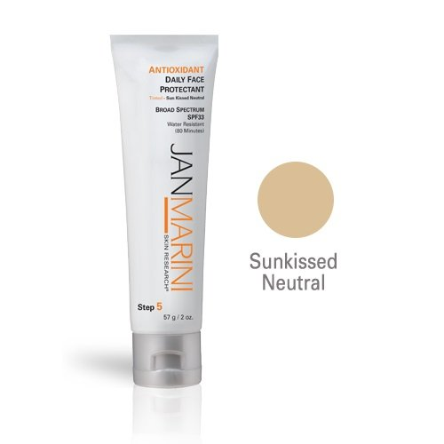 Jan Marini Antioxidant Daily Face Protectant Spf 30, Tinted, 2 Oz