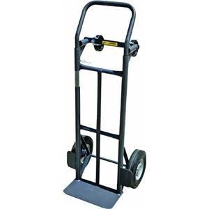 Milwaukee Hand Trucks 36080S Convertible Truck With 10-Inch Puncture Proof Tires front-637646