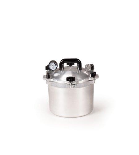 All-American 10-1/2-Quart Pressure Cooker/Canner (Chef Design Pressure Cooker compare prices)